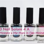 3 Nail Salons For A Mommy & Me Mani in Des Moines - dsm4kids.com