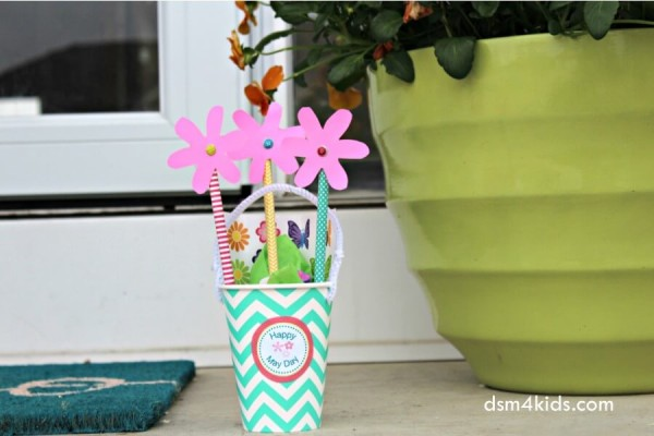 May Day Basket Ideas 4 Kids – dsm4kids.com