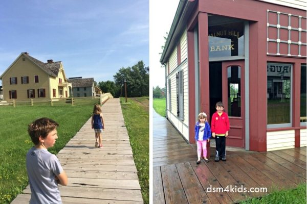 Tips 4 a Family Fun Day at Living History Farms– dsm4kids.com
