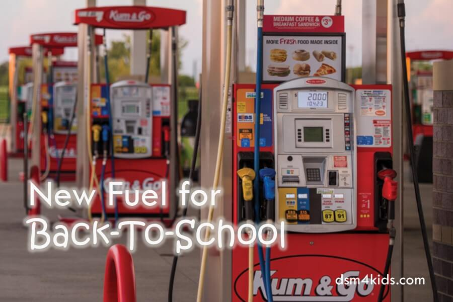 New Fuel for Back-To-School