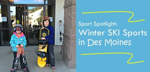 Sport Spotlight: Winter Ski Sports in Des Moines