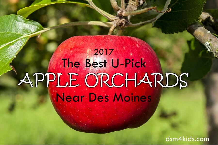 2017 The Best U-Pick Apple Orchards Near Des Moines
