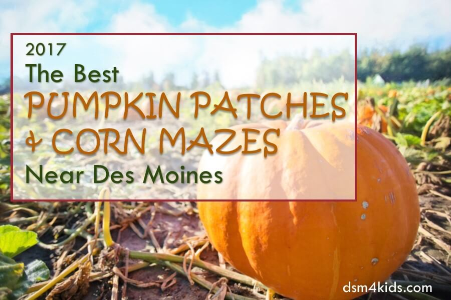 2017 The Best Pumpkin Patches & Corn Mazes Near Des Moines