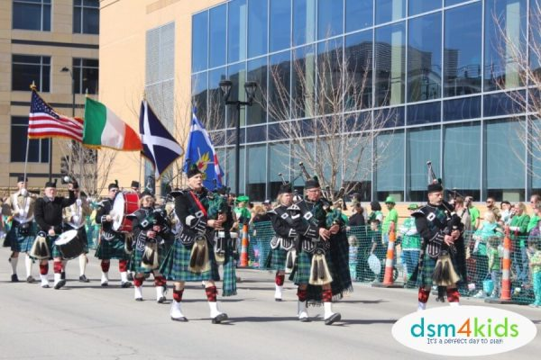 2018 St. Patrick's Day Parade & Events 4 Des Moines Families – dsm4kids.com