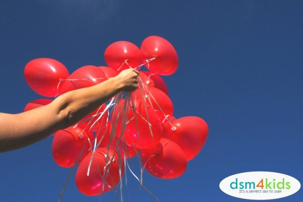Encourage Kids to Put a Little Love Out into the World - dsm4kids.com