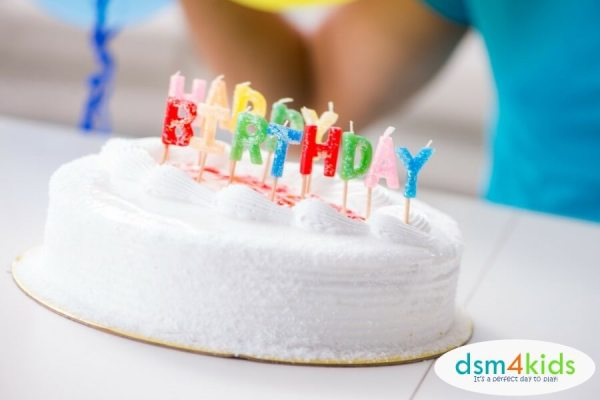 10 Inexpensive Kids' Birthday Party Venues in Des Moines - dsm4kids.com