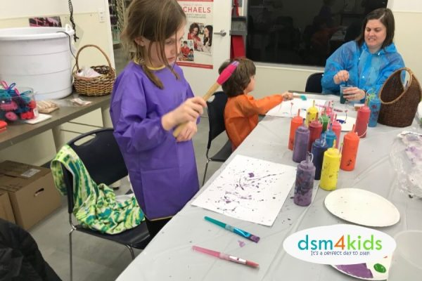 Jellybeanstreet: Art Workshops 4 Kids – dsm4kids.com