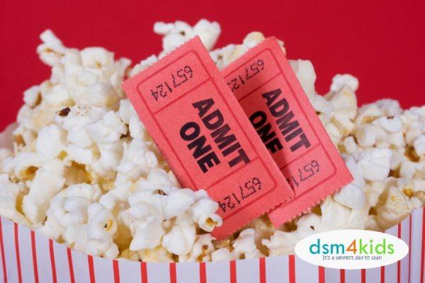 2018 Guide to Cheap Summer Movies 4 Des Moines Kids - dsm4kids.com