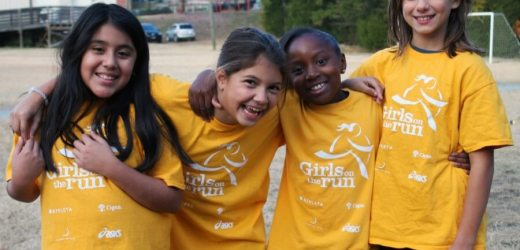 Girls on the Run of Central Iowa: Fall Registration Now Open