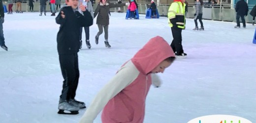 2019: Ice Skating Rinks to Visit with Kids in Des Moines