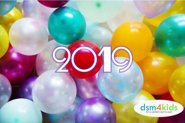 2018: New Year's Eve Celebrations 4 Kids & Families in Des Moines - dsm4kids.com