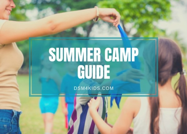 dsm4kids Summer Camp Guide