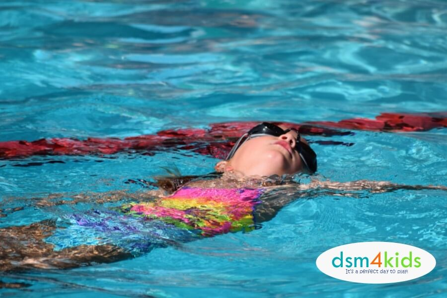 2019: Summer Swimming Lessons 4 Kids in Des Moines