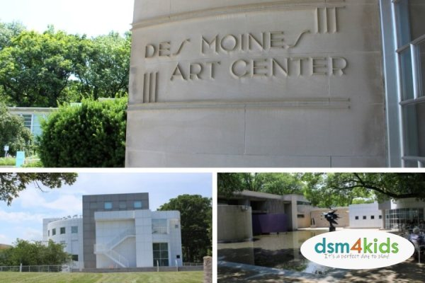 Exploring the Des Moines Art Center with Kids – dsm4kids.com