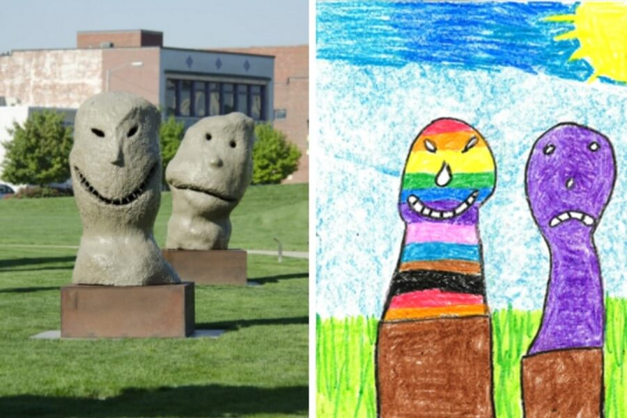 Pappajohn Sculpture Park is Celebrating its 10th Anniversary!