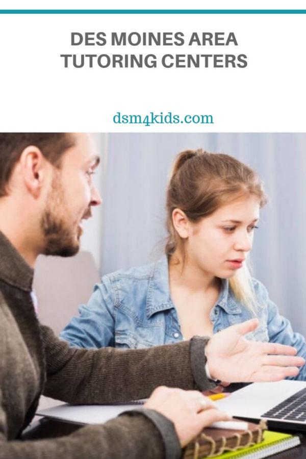 Des Moines Area Tutoring Centers - dsm4kids.com