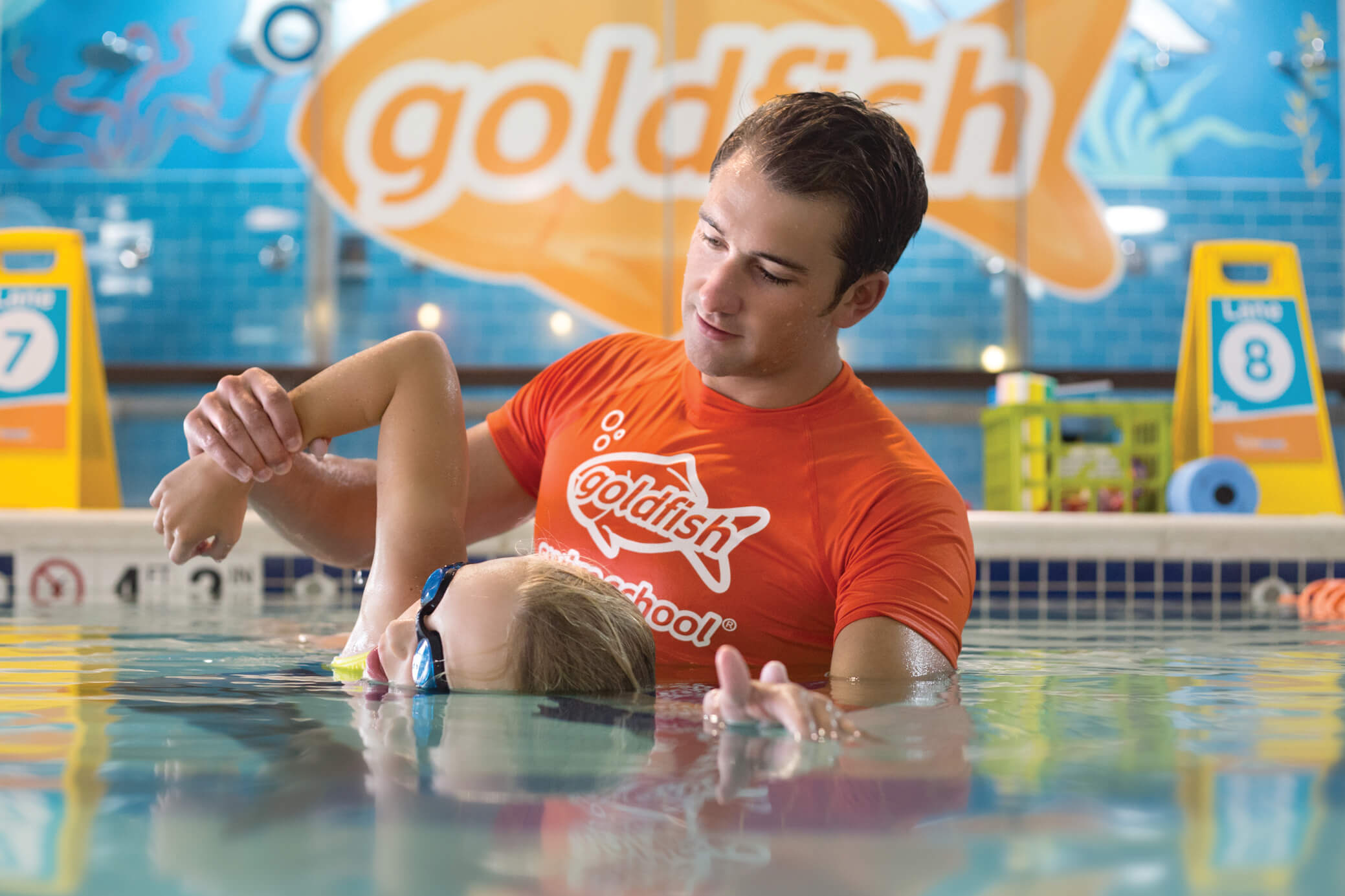Goldfish Swim School Coming to Des Moines in February 2020 + GIVEAWAY!
