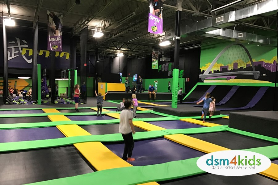 Winter 2020: Indoor Play Spaces in the Des Moines Area