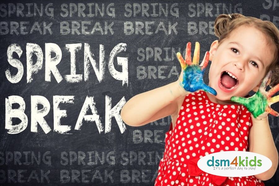 Spring Break 2020: Camps & Classes for Des Moines Kids