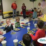 Great Birthday Party Places for Preschoolers in Des Moines