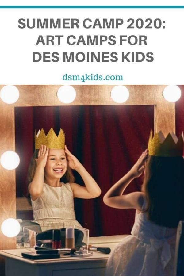 Summer Camp 2020: Art Camps for Des Moines Kids – dsm4kids.com