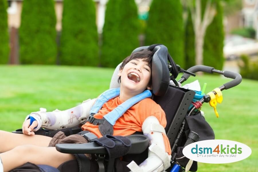 Attractions, Parks, and Libraries for Kids With Special Needs in Des Moines