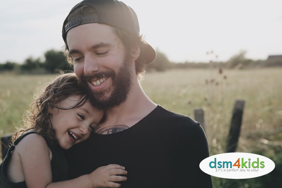 Summer 2020: Celebrate Father's Day While Social Distancing in Des Moines