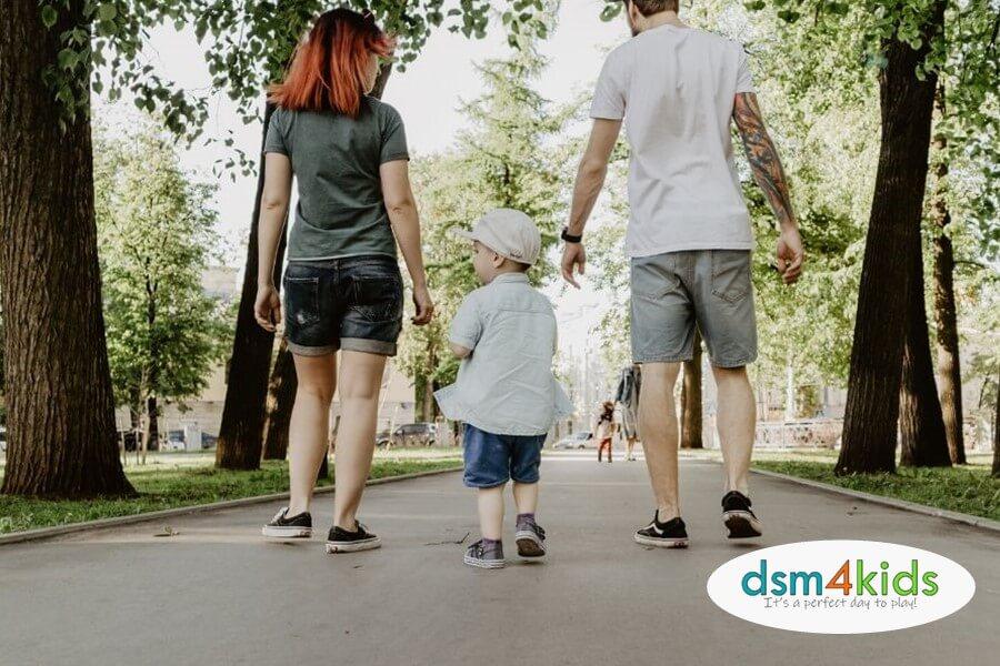 A Few Ways to Make Family Walks More Fun