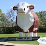 9 Iowa Landmarks You Can Enjoy from Your Car