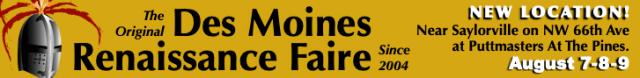 Renaissance Faire Ad