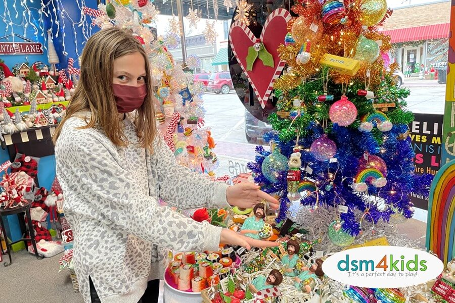 Holiday 2020: Shop Small & Local in Des Moines   dsm4kids