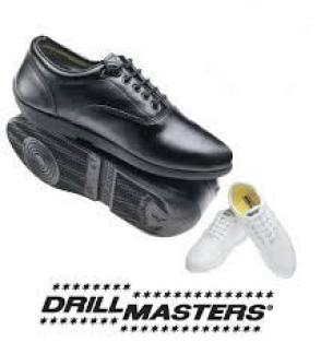 drill master shoes