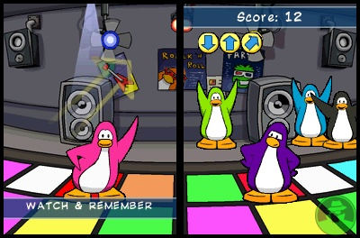 Elite Penguin Force  Screenshot