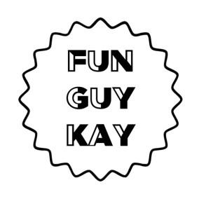 Fun Guy Kay logo