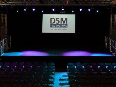 DSM_Stage_Projection_LED