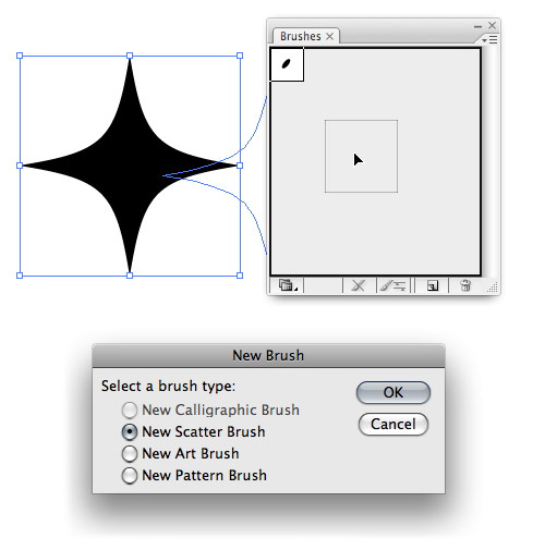 How to work with the Brush Panel in Illustrator 2 | Design