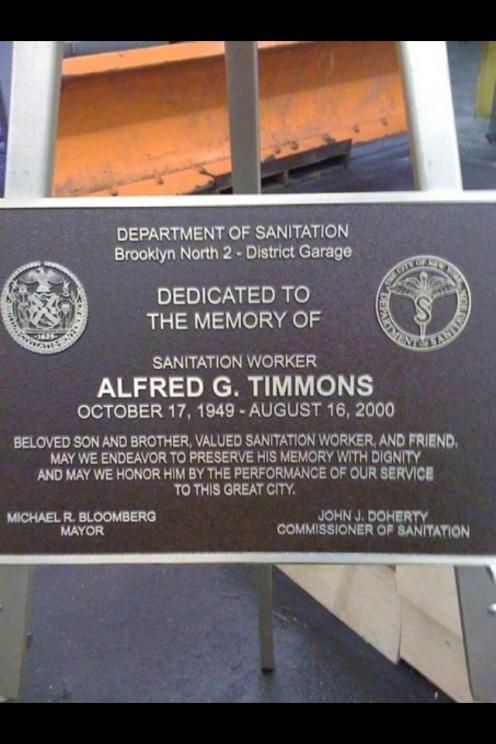 Alfred G. Timmons