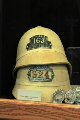 Sweeper Hat circa 1900