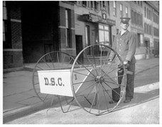 D.S.C. early can carrier