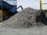 A pile of recyclables