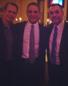 Tony Danza,John Franco,Steve Buscemi