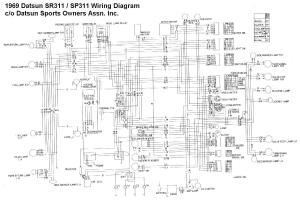 Nissan 1400 champ wiring diagram
