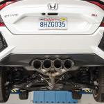 Maperformance Race Exhaust 2019 Civic Si Exhaust Showcase Dsport Magazine