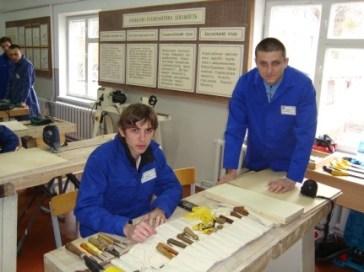 Практичний етап ІІ туру Всеукраїнської студентської олімпіади з трудового навчання (м. Умань, 2010 р.)