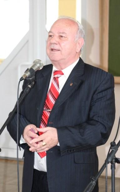 Професор Григорій Васянович