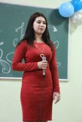 Виступ студентки Роксолани Басараб (УА-12Б)