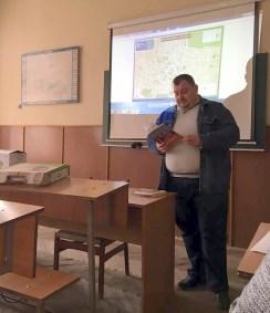 Презентацiя видань Володимира Галика
