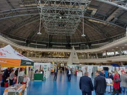 Виставковий Конгрес-Центр Підкарпатського воєводства Арена G2A: місце проведення ХІІ Форуму Європа – Україна.