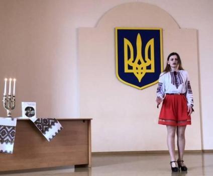 Представник вiд IФКЗ Анна Козанчин