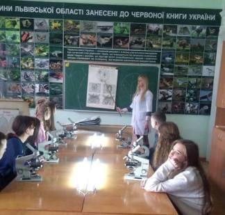 Вивчення будови рослинної та тваринної клiтин